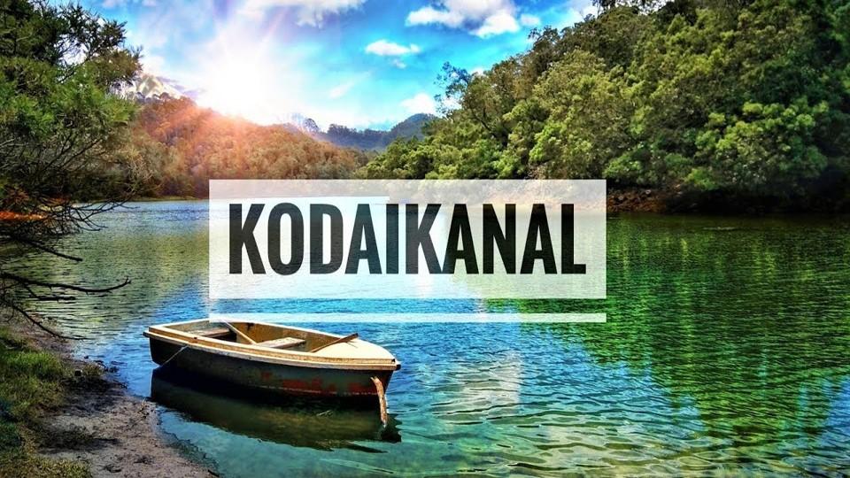 Coimbatore - Kodaikanal - Coimbatore