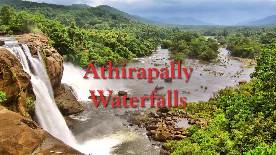 Coimbatore - Athirapalli - Malampuzha- Coimbatore