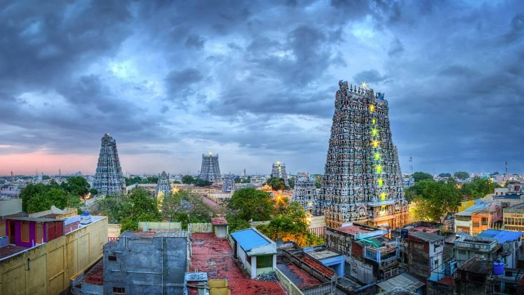 Coimbatore-Ooty-Kodaikanl-Madurai